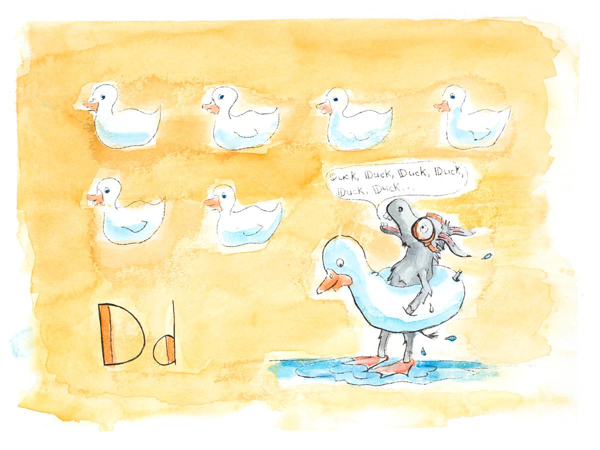 Duck Duck Donkey