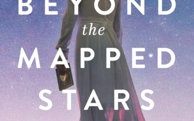 Book Review! Beyond the Mapped Stars by Rosalyn Collings Eves